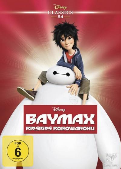 Baymax - Riesiges Rohuwabohu