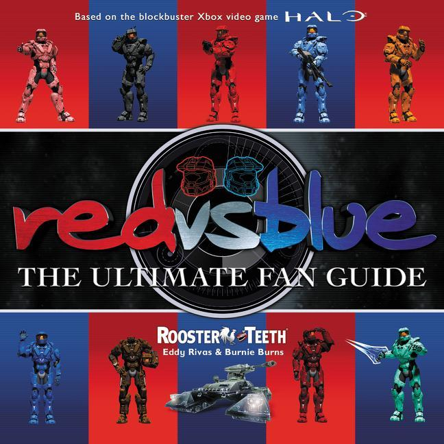 Red vs. Blue Rooster Teeth
