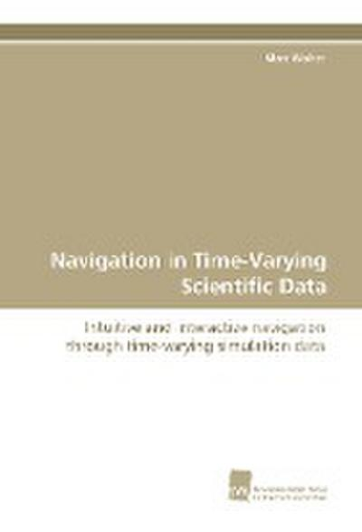 Navigation in Time-Varying Scientific Data