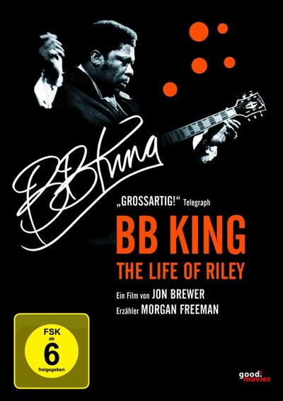BB King: The Life of Riley Limited Edition