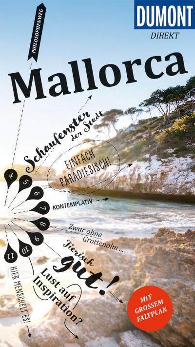 DuMont direkt Reiseführer Mallorca