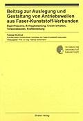 Beitrag zur Auslegung und Gestaltung von Antr ...