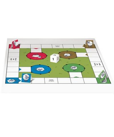 Sheep Roundup Game Board (Pkg. of 10)