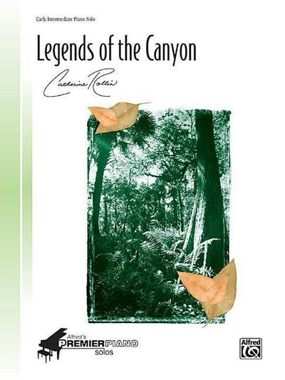 Legends of the Canyon: Sheet