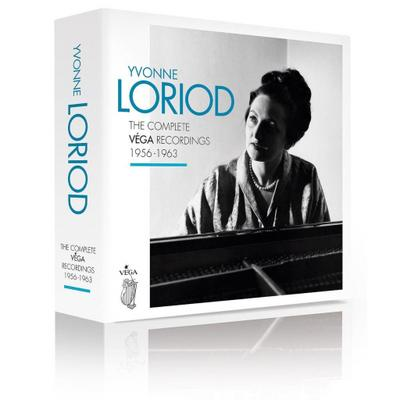 Yvonne Loriod - The Complete VEGA Rec. 1956-1963 (Ltd. Edt.)