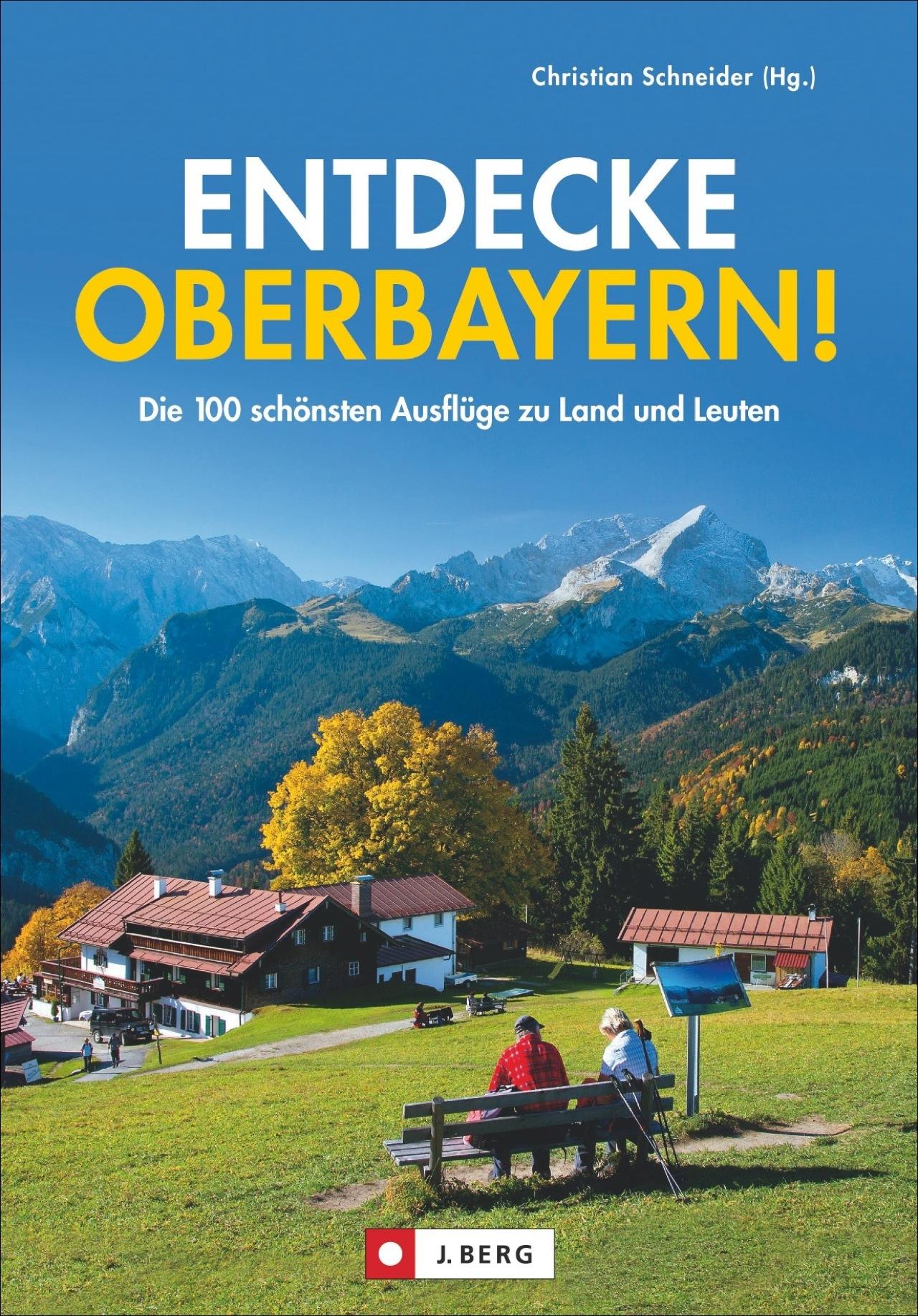 Entdecke Oberbayern!, Christian Schneider