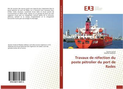 Travaux de réfection du poste pétrolier du port de Rades