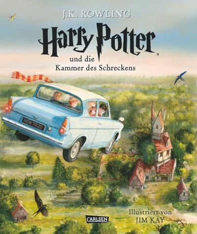 Harry Potter 2 und die Kammer des Schreckens. Schmuckausgabe