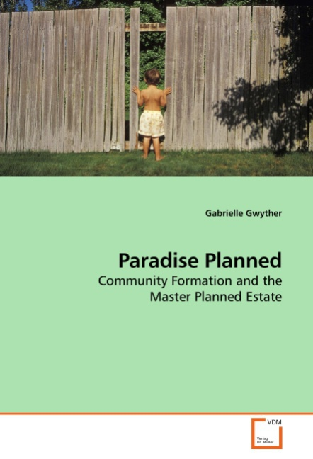 Paradise Planned - Gabrielle Gwyther -  9783639084771