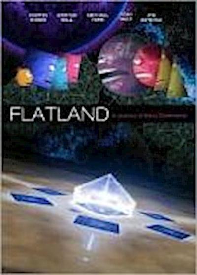 Flatland: the Movie on DVD