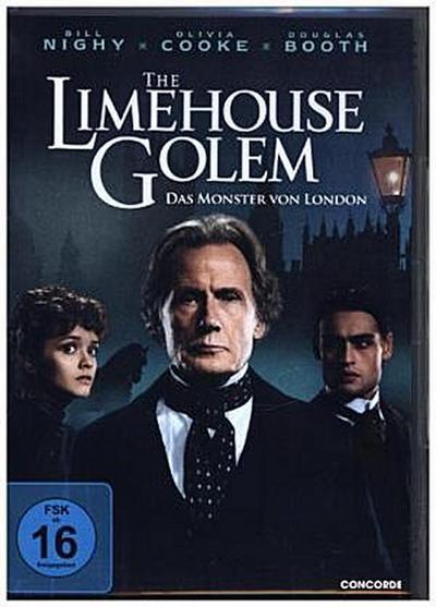 The Limehouse Golem, 1 DVD