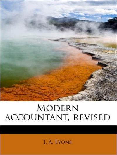 Modern accountant, revised