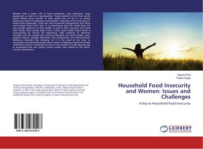 Household Food Insecurity and Women: Issues and Challenges