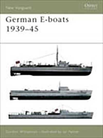 German E-boats 1939 45