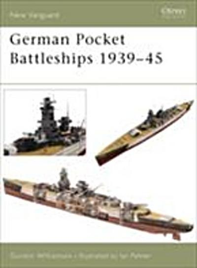 German Pocket Battleships 1939 45