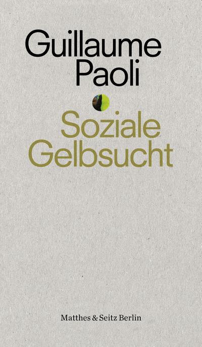 Soziale Gelbsucht