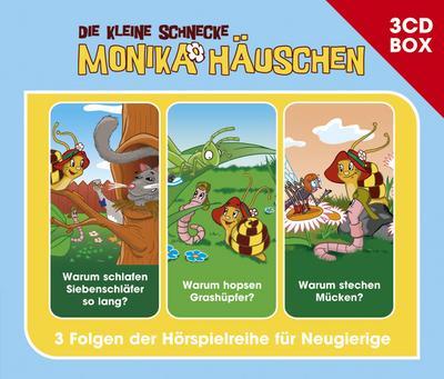 Die kleine Schnecke Monika Häuschen - Hörspielbox Vol. 4