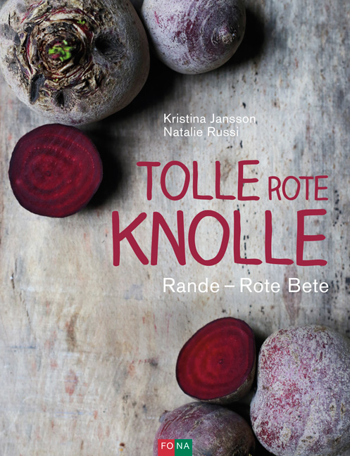 Tolle rote Knolle Kristina Jansson