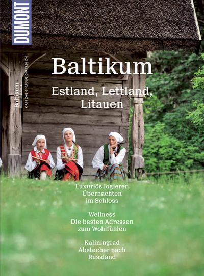 DuMont Bildatlas Baltikum