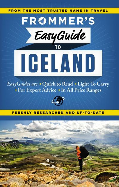 Frommer's EasyGuide to Iceland