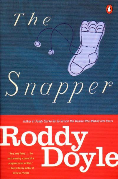 The Snapper - Penguin Books - Taschenbuch, Englisch, Roddy Doyle, ,