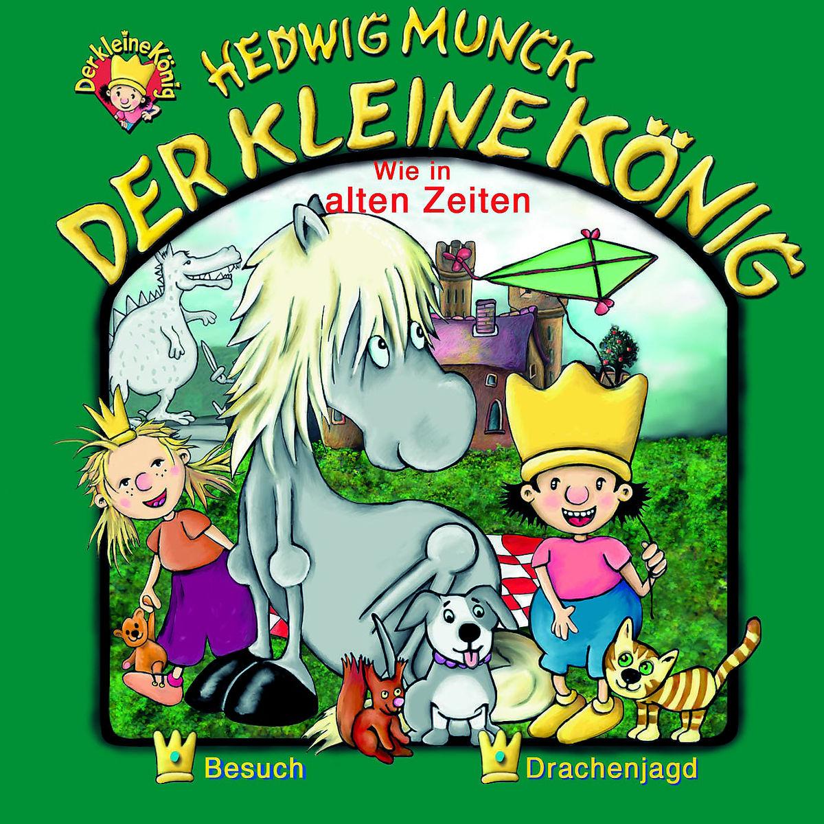 Der kleine König 08. Wie in alten Zeiten Hedwig Munck