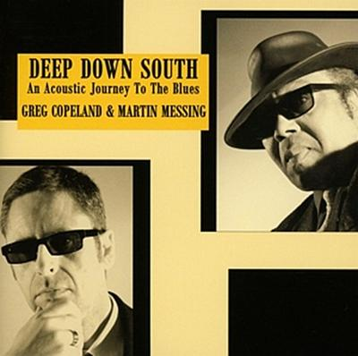 Deep Down South-An Acoustic Journey To The Blues