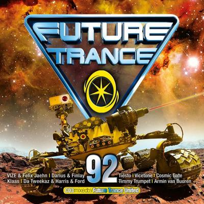 Future Trance. Tl.92, 3 Audio-CD