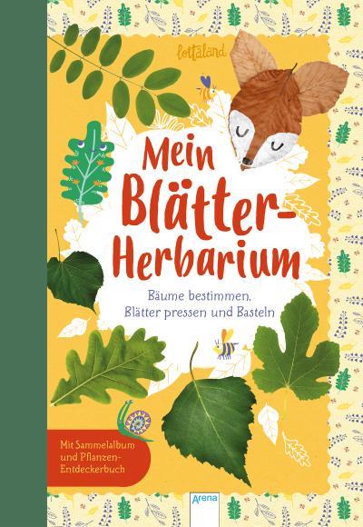 Mein Blätter-Herbarium