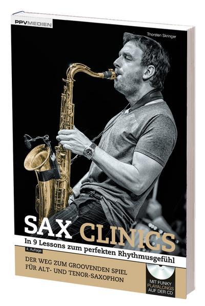 Sax Clinics: Der Weg zum perfekten Rhythmusgefühl