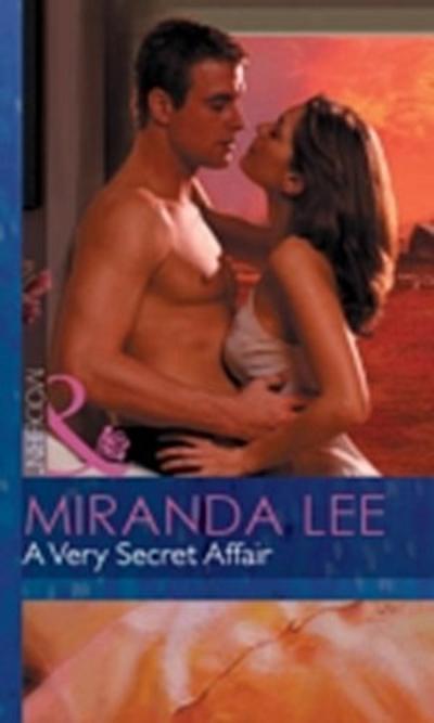 Very Secret Affair (Mills & Boon Modern)