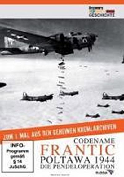 Codename Frantic-Poltawa 1944