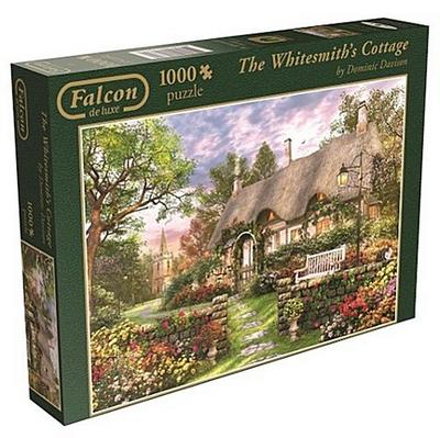 Falcon - The Whitesmith's Cottage. Puzzle 1000 Teile
