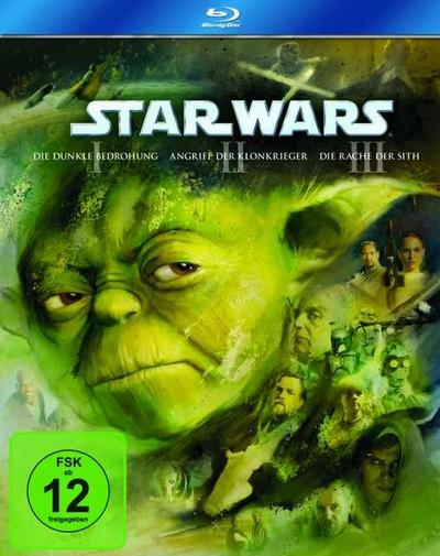 Star Wars: Trilogie Episode I-III
