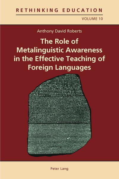 Role of Metalinguistic Awareness in the Effective Teaching of Foreign Languages