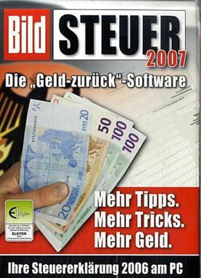 Bild Steuer 2007, CD-ROM