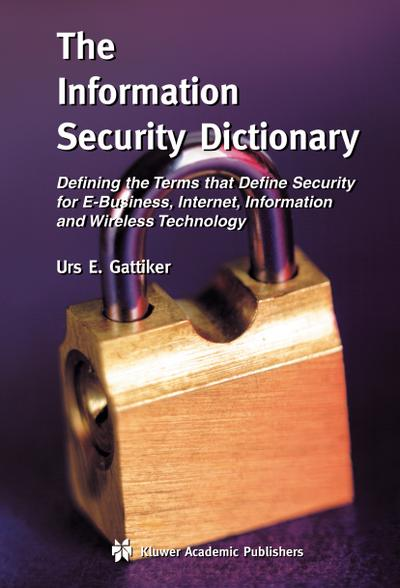 Information Security Dictionary