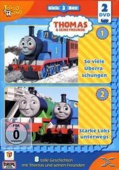 Thomas & seine Freunde - Gleis 3 Box