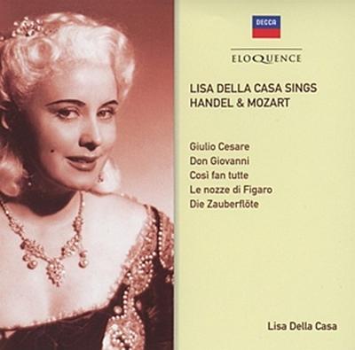 Lisa Della Casa Singt Händel Und Mozart