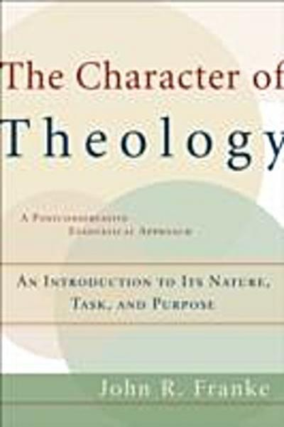 Character of Theology