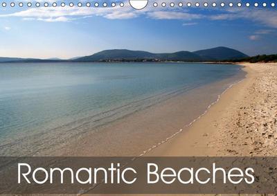 Romantic Beaches (Wall Calendar 2019 DIN A4 Landscape)