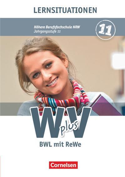 Wirtschaft für Fachoberschulen und Höhere Berufsfachschulen - W plus V - Höhere Berufsfachschule Nordrhein-Westfalen