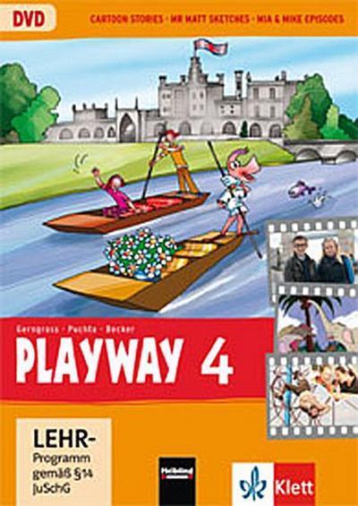 Playway ab Klasse 1. 4. Schuljahr. DVD