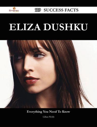 Eliza Dushku 119 Success Facts - Everything you need to know about Eliza Dushku