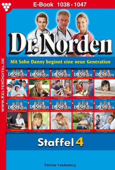 Dr. Norden Staffel 4 – Arztroman