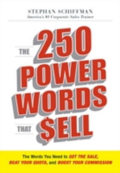 250 Power Words That Sell