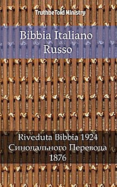 Bibbia Italiano Russo