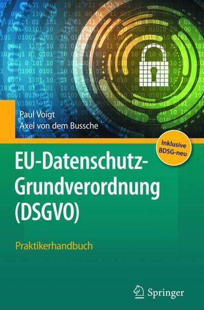 EU-Datenschutz-Grundverordnung (DSGVO)