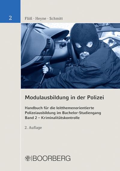 Modulausbildung in der Polizei 2
