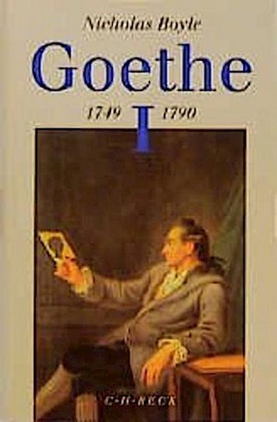 Goethe 1749 - 1790